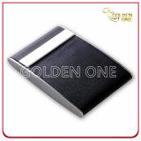 Promotion Hot Sale Black Leather Name Card Holder
