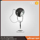 New Style Cheap Black 24V LED Iron Kids Bedroom Table Lamp