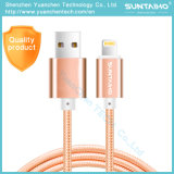 Mfi Data Charger USB Nylon Cord Original Cable for iPhone/iPad