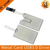 High Speed Metal Card USB3.0 Flash Pen Drive (YT-3109-03)