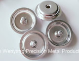 Aluminum/Stainless Steel Cold Stamping Parts for Precision Shrapnel/ Cap/Washer