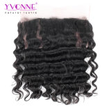 Yvonne 360 Full Lace Frontal Closure, Loose Wave Virgin Brazilian Lace Frontal Closure, Lace Size 22.5X4