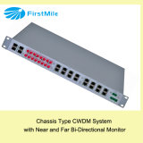 Modularized Industrial Ethernet Switch IEC 61850-3 Complianted