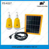 DC&AC Solar Bulb with Phone Charging