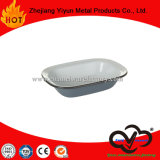 Hot Sale Enamel Bakeware Set Serving Tray for Hotel/Restaurant