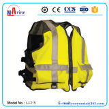 Mesh Fabric Life Jacket for Fishing and Angling