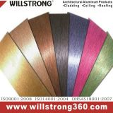 Aluminum Composite Panel/ACP Brushed Finish for Facades