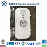 Marine Aluminium Alloy Handwheel Type Weathertight Door