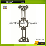Wrought Iron Scroll Cast Iron Panel for Wrought Iron Gate or Fence
