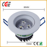 18W 6 Inch LED Downlight with Integrated Driver LED Downlight LED Spot Light Hot Selling Shopping Malls, Office Use