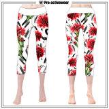 Women Yoga Capri Pants OEM Service Wholesale High Quality Sportswear