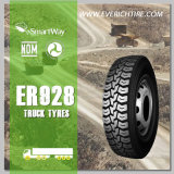 Commercial Truck Tyres for Sale Aggressive All Terrain Truck Tires 11r24 5 Steer Tires