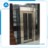 Vvvf Driving System Electric Passenger Elevator for Residentail Building