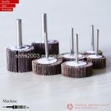30*25mm, P60 Klingspor Aluminum Oxide Flap Wheel with Shank