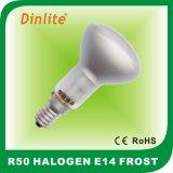 China manufacturer R50 110-240V Halogen lamp