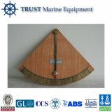 Marine Navigation Wood Balance Weight Model Clinometer