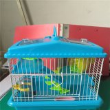 Deluxe Pink Castle Hamster Cage Cage Pet Hamster Cage
