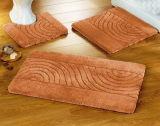 High Quality Microfiber Bathroom Shower 3 Set Flooring Tufted Carpet