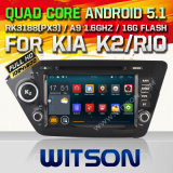 Witson Android 5.1 Car DVD for Rio (W2-F9582K)