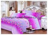 Very Light 100% Microfiber Disperse Printting Beautiful Bedding Set