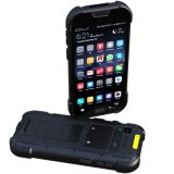 4G Lte Rugged Smartphone with High Performance NFC Reader 13 Mega Pixels Camera & Dual Bands WiFi Seamless Roaming