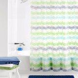 OEM Anti-Mildew Waterproof PEVA Bathroom Shower Curtain (16S0046)