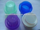 Custom Plastic Bottle with Cap Measuring for Promotion