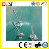 Excellent Quality Galvanized Steel Hollw Scaffolding Screw Jack Base for Scaffold