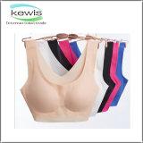 Four Breasted European Style New Design Ladies Underwear