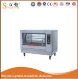 2016 High Quality Vertical Rotisserie Electric Shawarma Machine