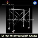 X Mobile Ladder System Scaffolding Frame