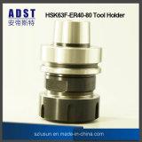 Hsk63f-Er40-80 Collet Chuck Tool Holder for CNC Machine