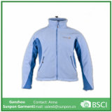 Hot Design Unisex Micro Fleece Jacket Promotion Garment