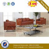 1+2+3 Best Quality Modern Sofa, Genuine Leather Sofa (HX-CS054)