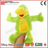 Plush Animal Stuffed Dinosaur Hand Puppet for Kids/Children