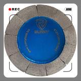 120X10txh15mm Diamond Grinding Wheel / Diamond Satelite Wheel