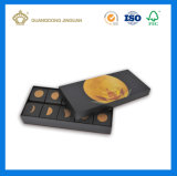 Moon Cake Package Box with Inner Tray (Luxury Paper Material)
