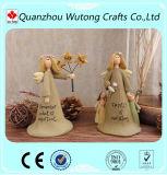 Home Decoration Wholesale Cheap Cartoon Resin Fairy Figurines