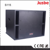 """S115 New Design 450W 15"""" Subwoofer Speakers for Outdoor Performance"""