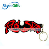 Custom Promotional Rubber 3D PVC Keychain