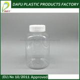 500ml Pet Capsule Plastic Big Size Bottle
