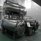 Industrial Double Pots Sterilizer in Various Size