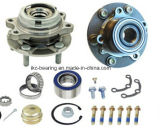 Auto Bearing Wheel Hub Bearing Kit for Mazda Toyota Isuzu Santana
