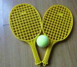 OEM Plastic Beach Tennis Racket with Ball