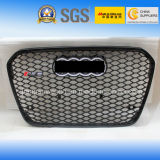 "Silver Front Auto Car Grille for Audi RS6 2013"" with Ce Approved"