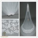 2015 New Lace Veil Bridal Veil Long Trailing Wedding