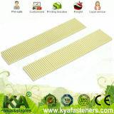 Plastic F Strip Brad Nails
