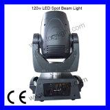 120W Beam Moving Head Spotlight
