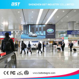 P6mm Higher Resolution LED Display for Airport