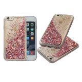 Liquid Glitter Quicksand TPU Mobile Phone Case-Rose Gold
